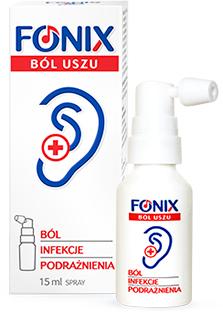 Fonix na ból ucha